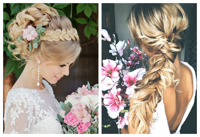 Unique Hair Styles: Unique Hair Styles: Wedding Braid