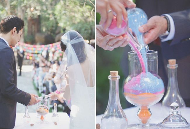 Wedding Traditions: How To Perform A Unity Sand Ceremony