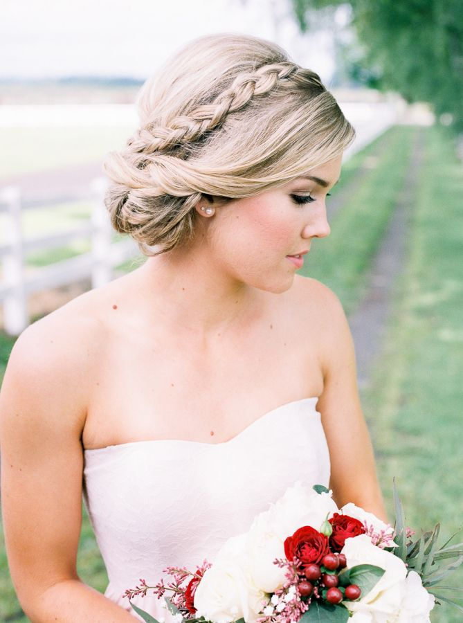2017 Best Spring Wedding Hair Trends - Saphire Event Group