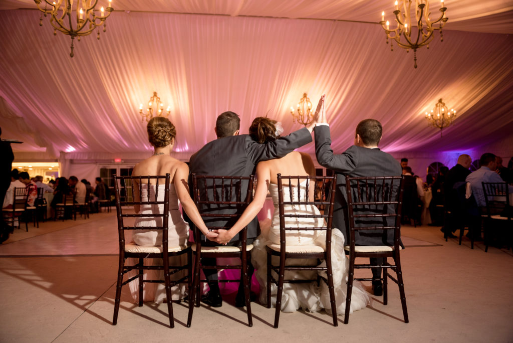 wedding planning tips  head table ideas