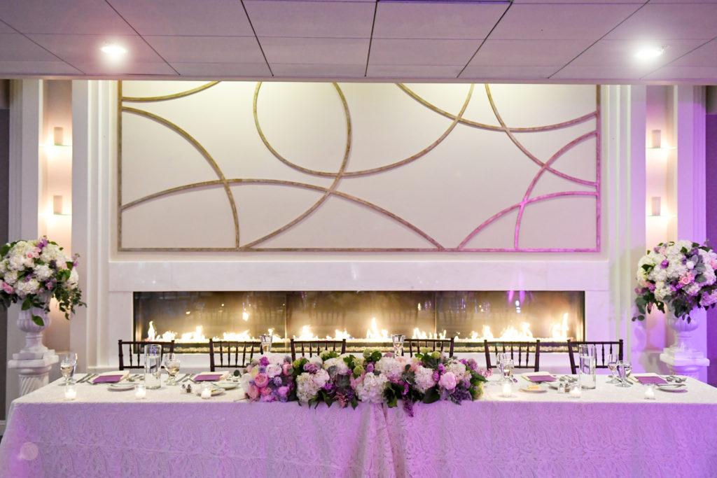 head table wedding planning bharat parmar