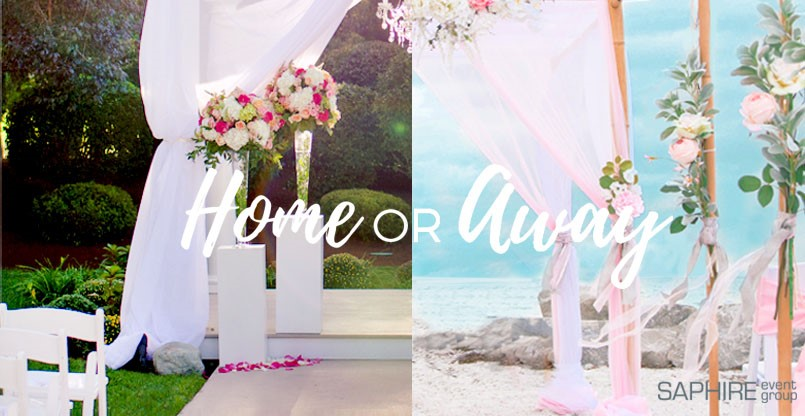 Pros & Cons: Destination Weddings vs Wedding Venue Near Me