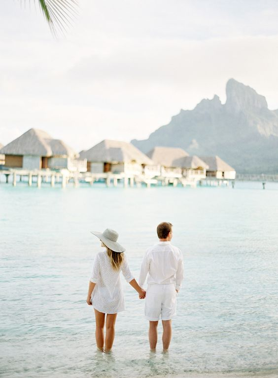 honeymoon planning tips tropical