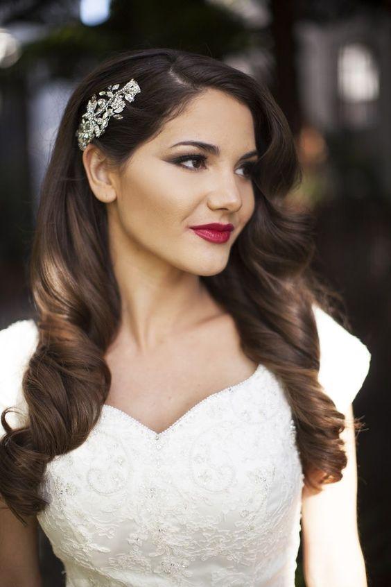 Wedding Hair Trends 1