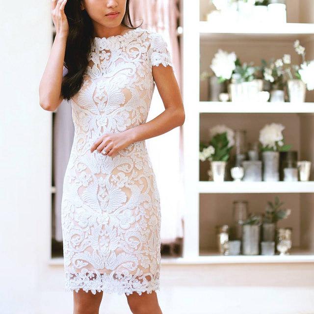 reception dresses