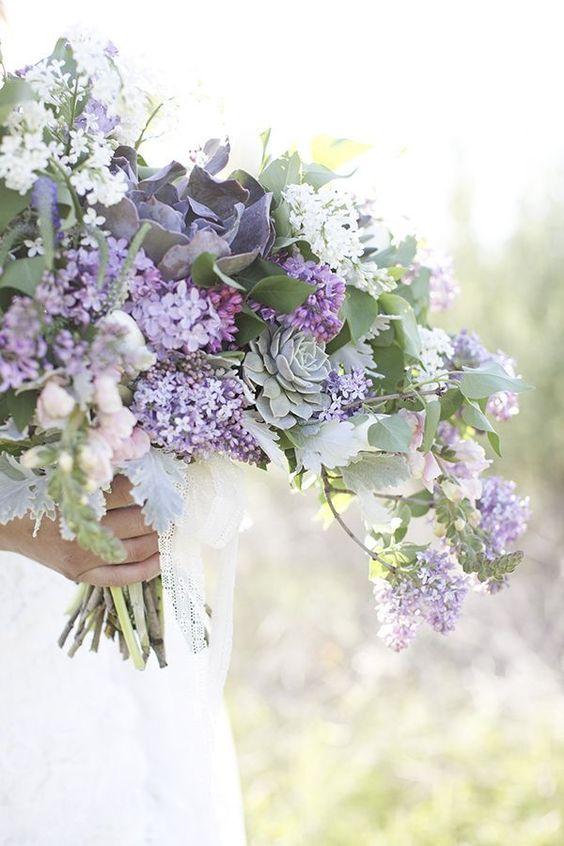 Wedding Flowers By Season Spring Blooms