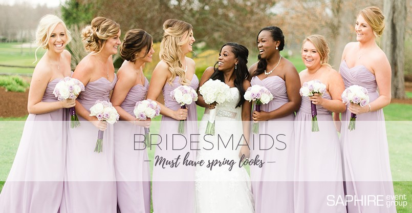 Spring 2017 Bridesmaids: What to Wear