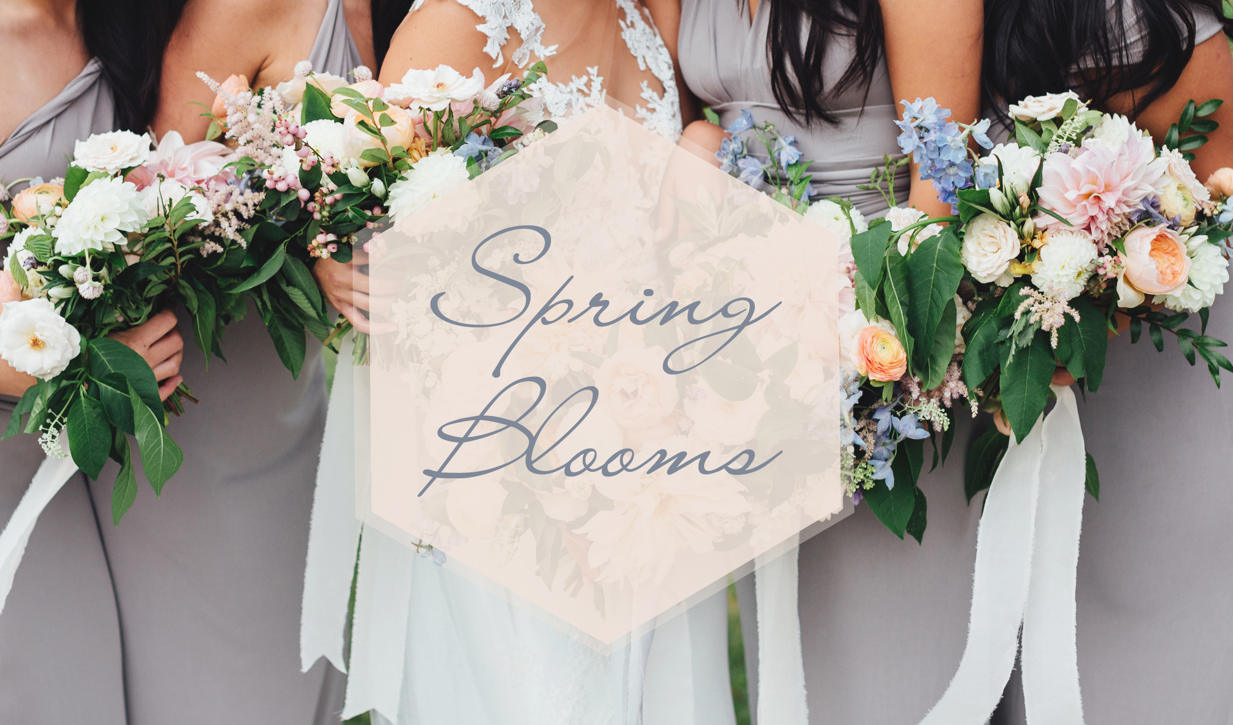wedding flowers by season spring blooms saphire event group. Black Bedroom Furniture Sets. Home Design Ideas