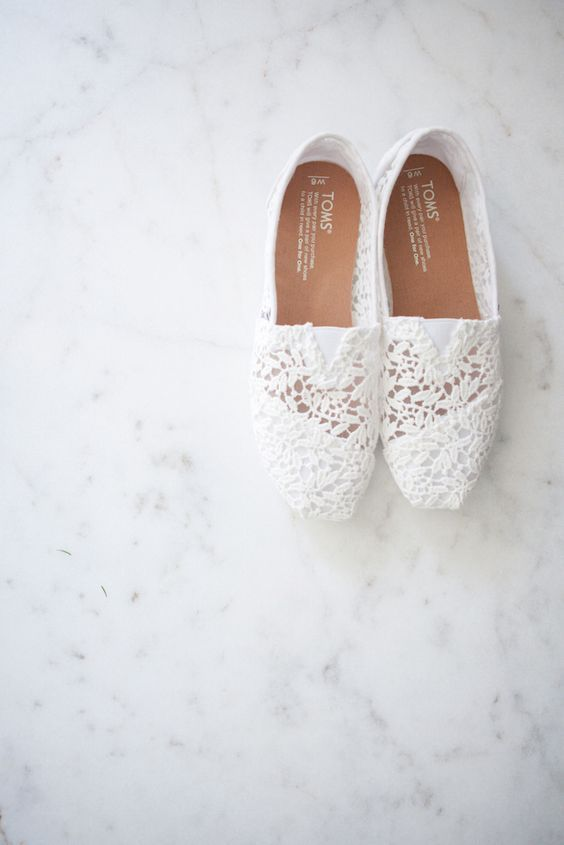 non-traditional wedding shoes