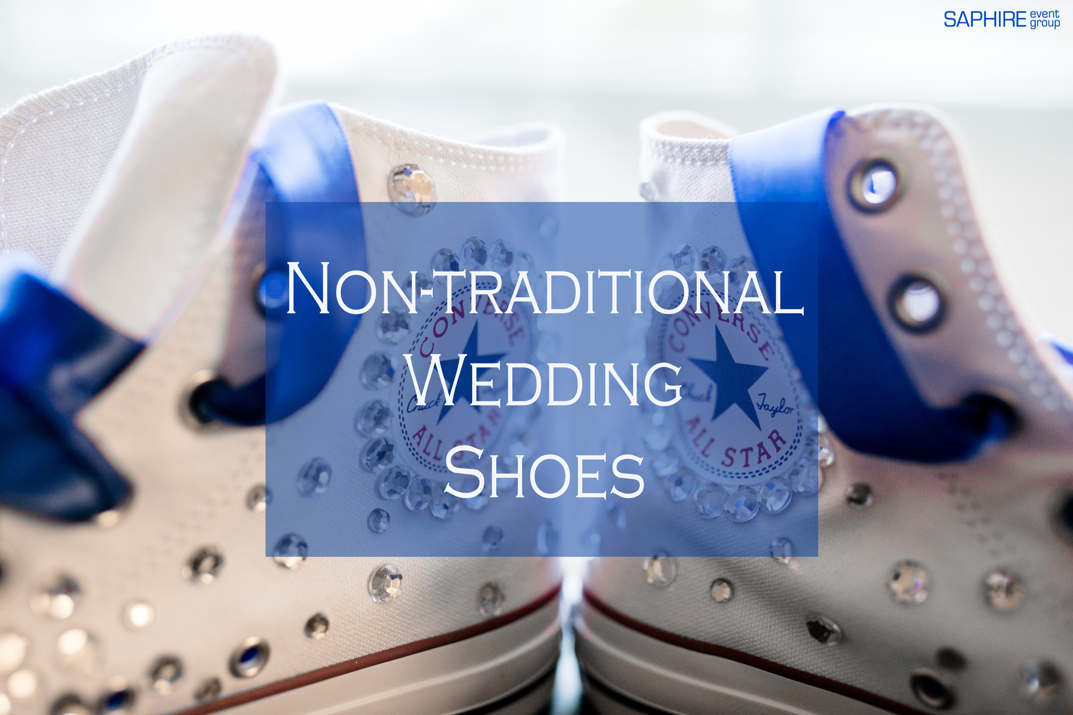 non traditional wedding shoes
