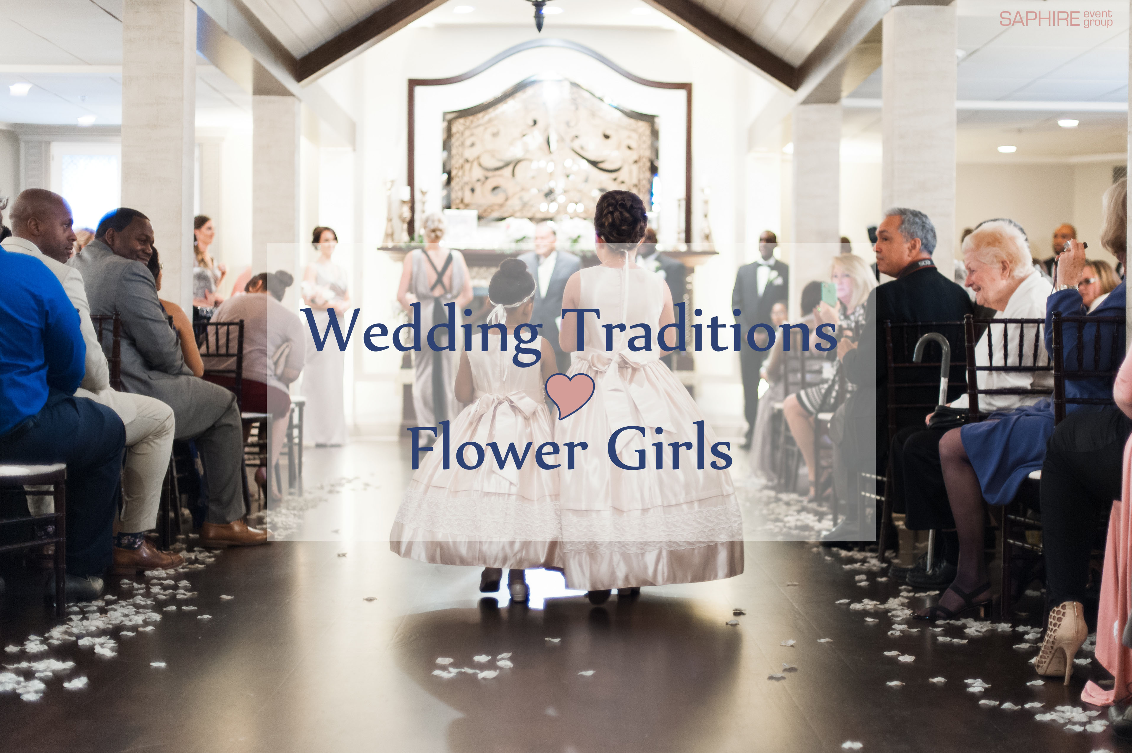 Wedding Traditions: The History of the Flower Girl