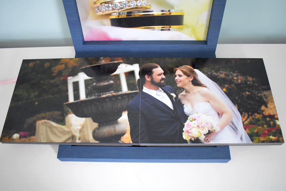 Should i buy a wedding album saphire event group your cover will often also include your names wedding date and even your favorite wedding solutioingenieria Image collections