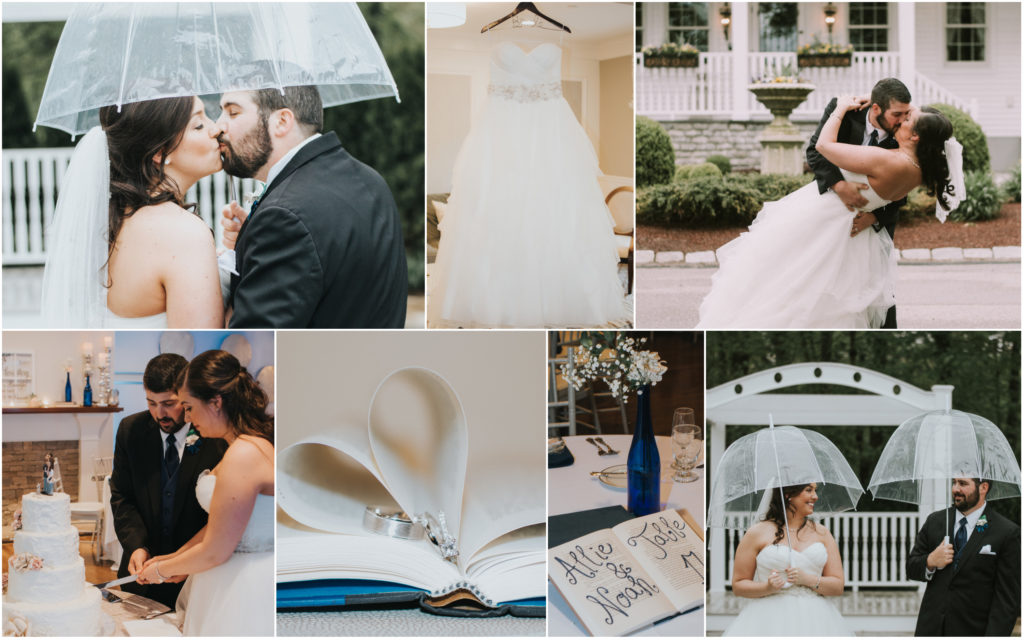 boston real wedding