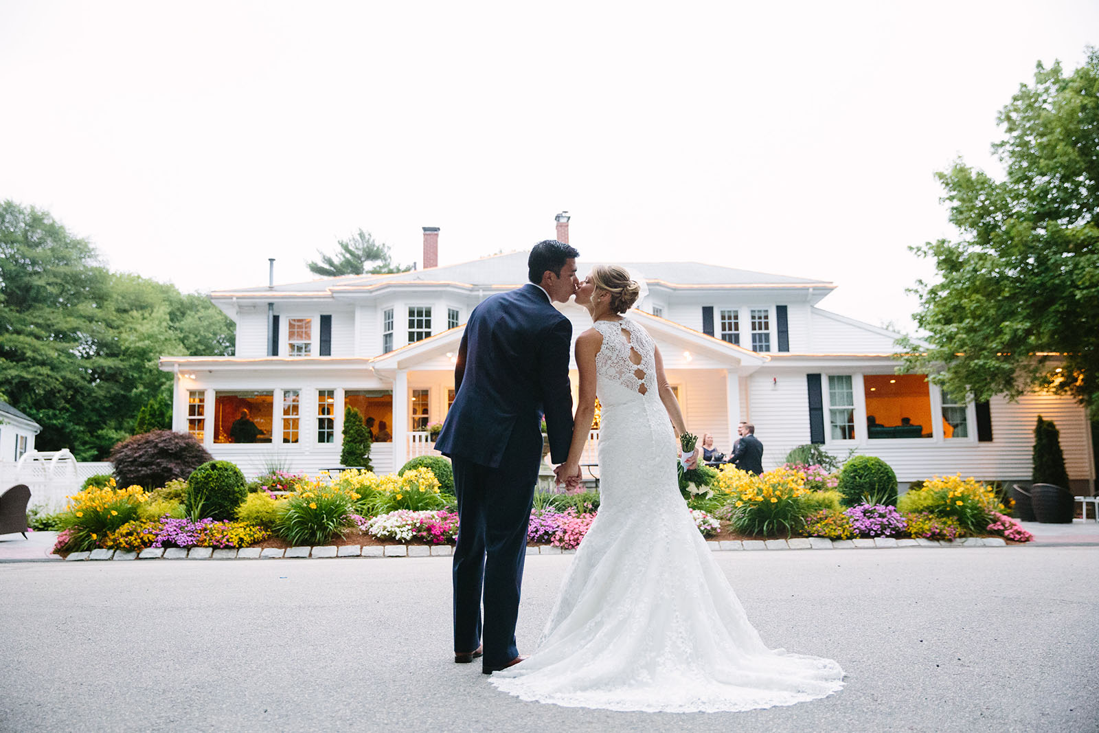 Estate wedding venue in MA