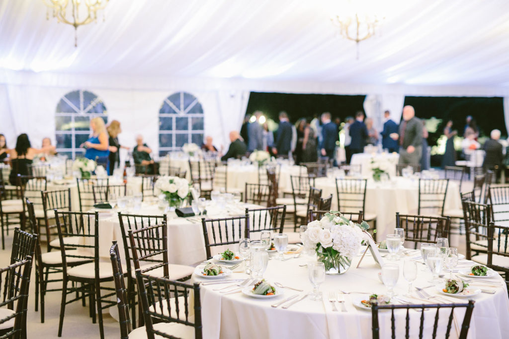 The Villa – The Tent | Outdoor wedding venue near Boston