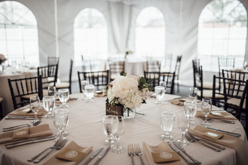 The Villa – The Tent