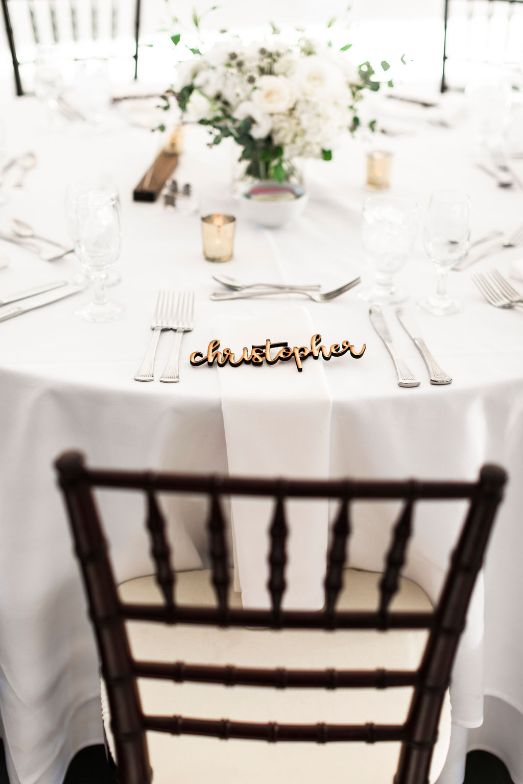 Simple wedding decor for wedding planning in 6 months