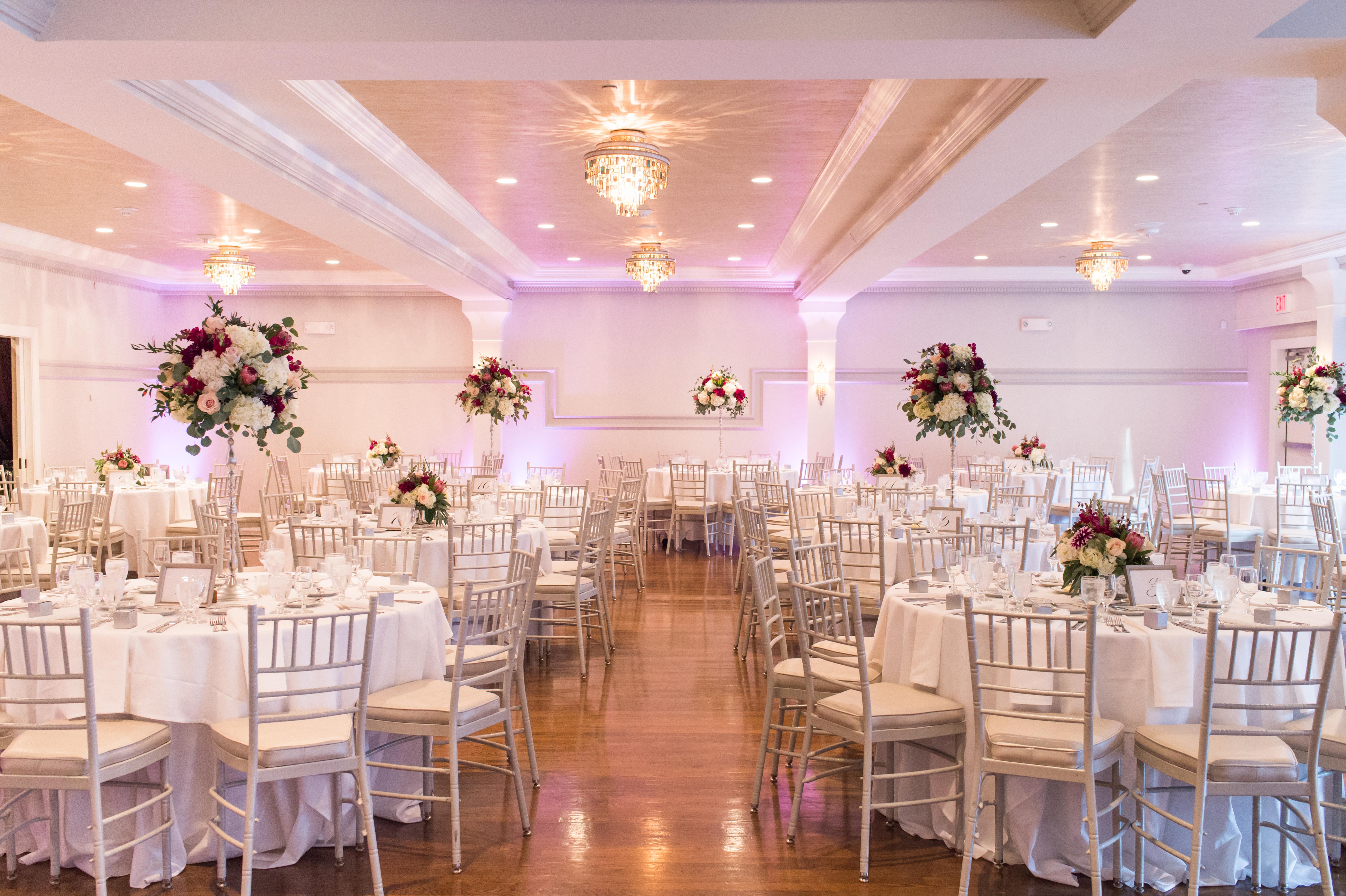South Shore wedding venue Saphire Estate