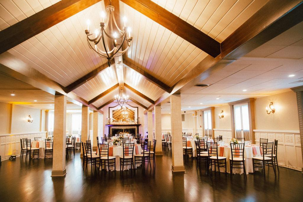 overview shot of madera ballroom