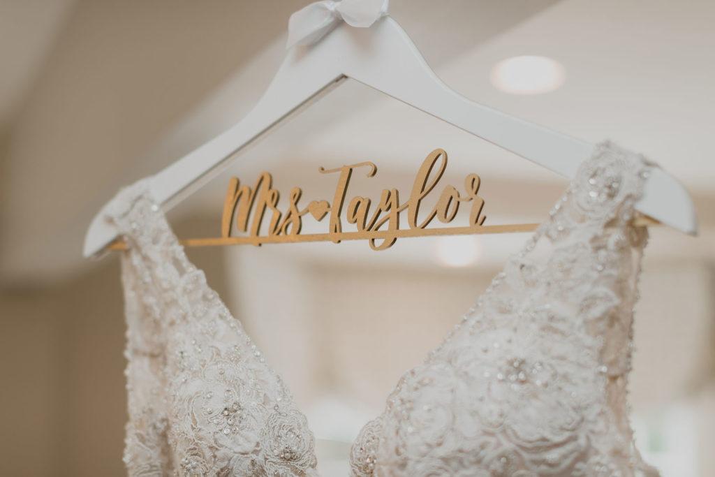 Mrs. Taylor hanger