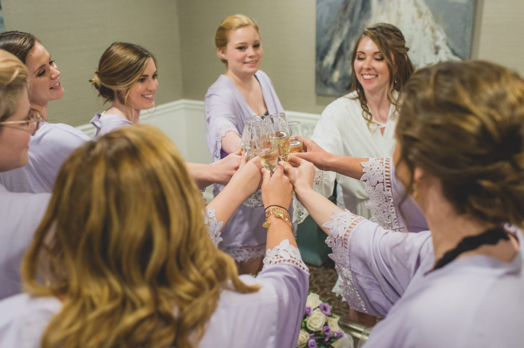 bridal party toasts