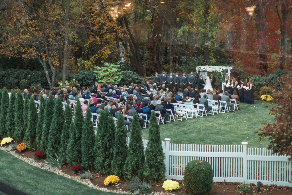 fall wedding in Massachusetts