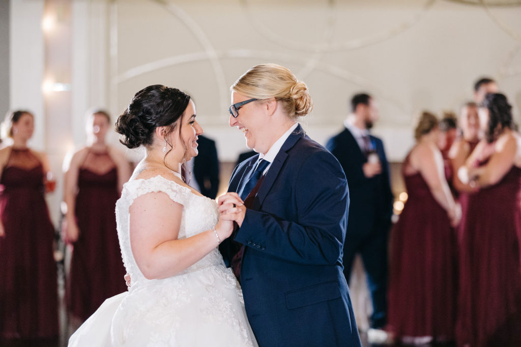 the-villa-grand-ballroom-september-wedding-jocelyn-and-brooke-first-dance-portrait