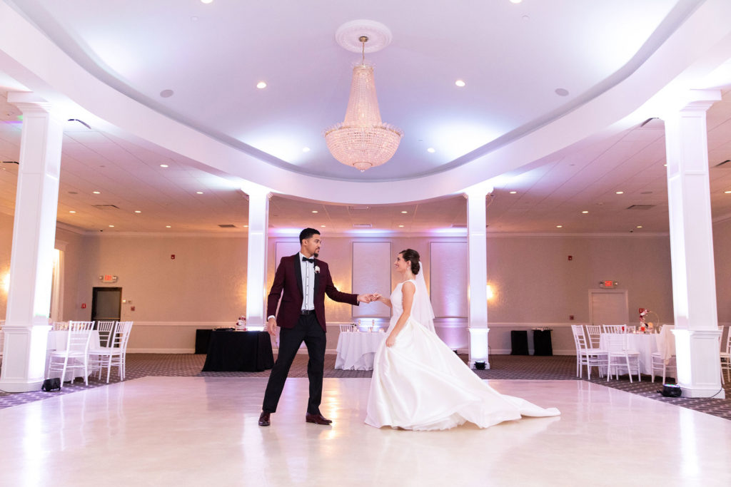 indoor wedding Massachusetts
