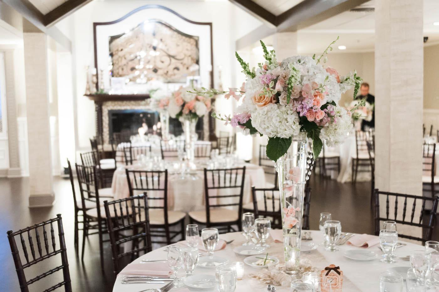 small wedding Madera Ballroom at The Villa