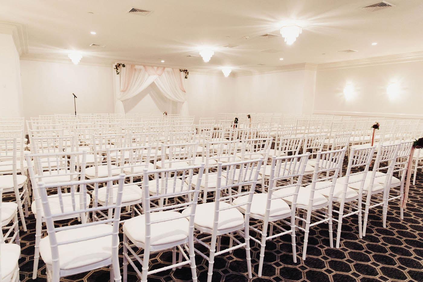 indoor wedding ceremony venue near Boston