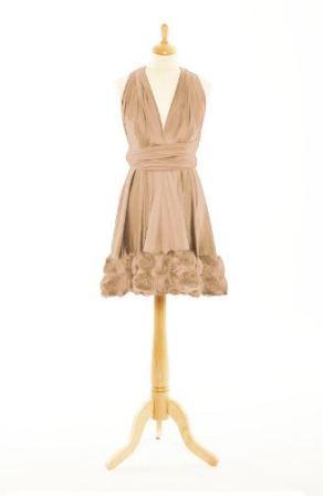 twobirds Rosette Mini Dress