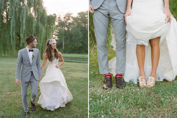 Alternative Wedding Attire for Groom