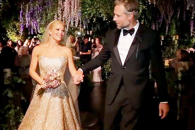 5 Favorite Celebrity Wedding Dresses 2014 (3).jpg