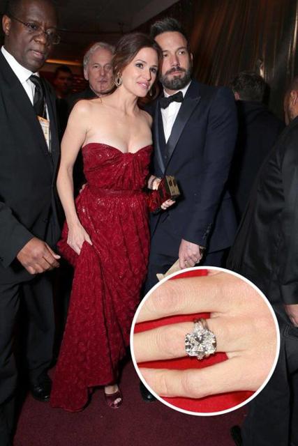 Hollywood's Best Celebrity Engagement Rings Jennifer Garner & Ben Affleck.jpg