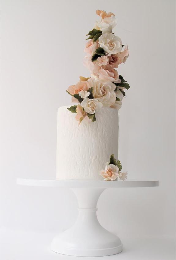 spring wedding cakes