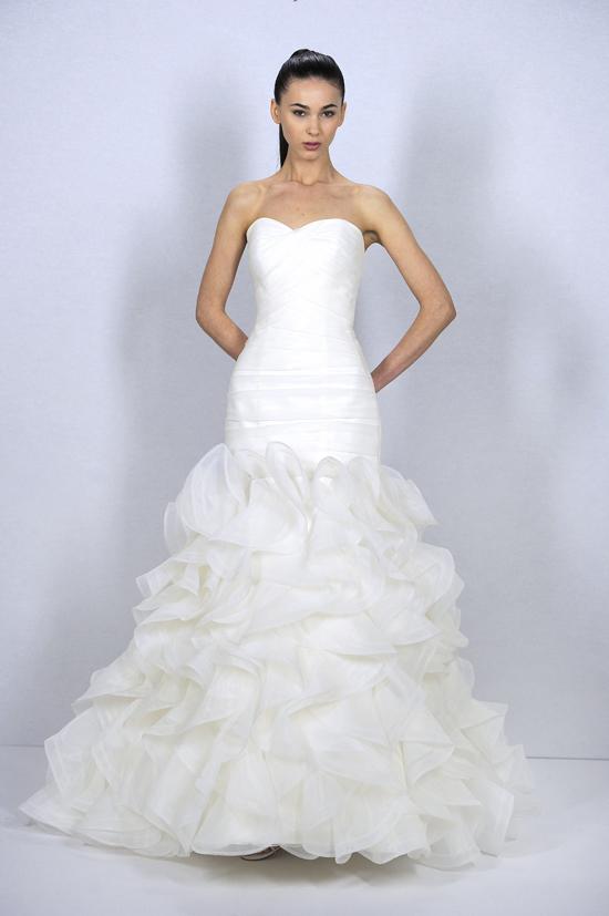 2013 spring bridal dresses