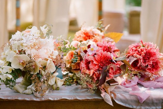 Wedding Traditions: Why Do Brides Hold Wedding Bouquets?