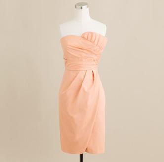 J. Crew: Cotton Taffeta Gabby Dress