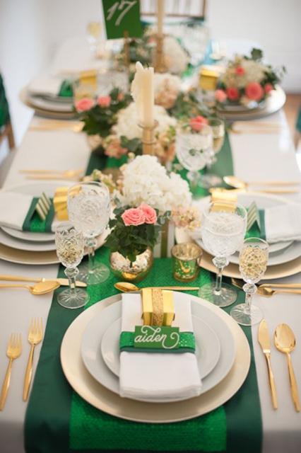 Gorgeous green wedding ideas green wedding ideas 1g junglespirit Gallery