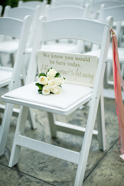 wedding ideas for remembering loved ones sentimental wedding ideas remembering loved ones 28158